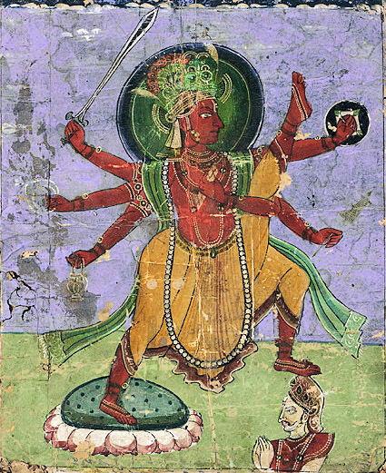 götter hinduismus stammbaum