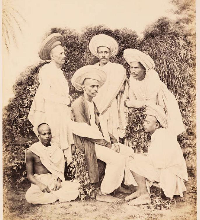 Anhang 1: Jogendra Nath Bhattacharya über Brahmanen (1896)