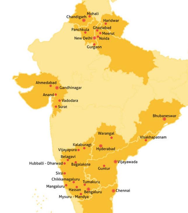 Organisationen des Hindunationalismus