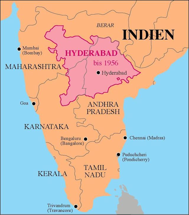 Chronik des Hindunationalismus ab 1947-08-14 bis 2013