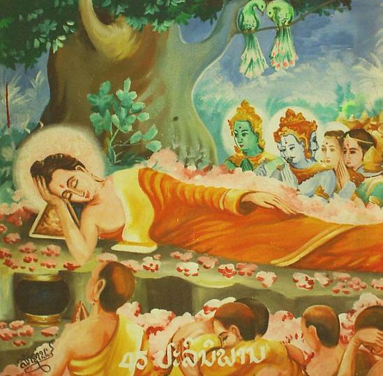 buddhismus heute vs früher