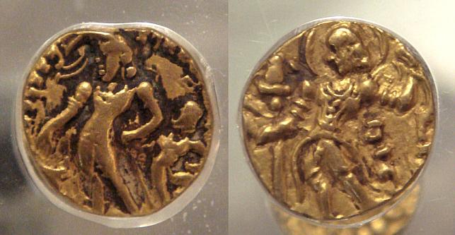 früher indische münze