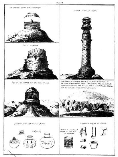 alexander cunningham explorer and excavator