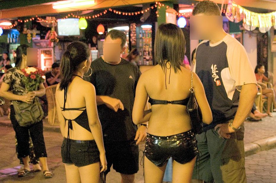 Таиланд, в целом, и в частности Паттайя стали печально известны развитием м