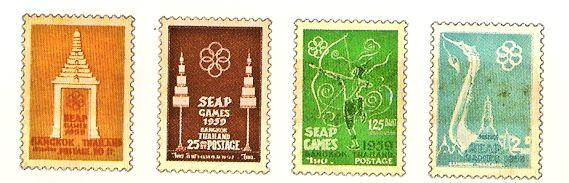 Asien Vorsichtig Japan Sport Asiatische Spiele Set Briefmarken 1958 Mnh