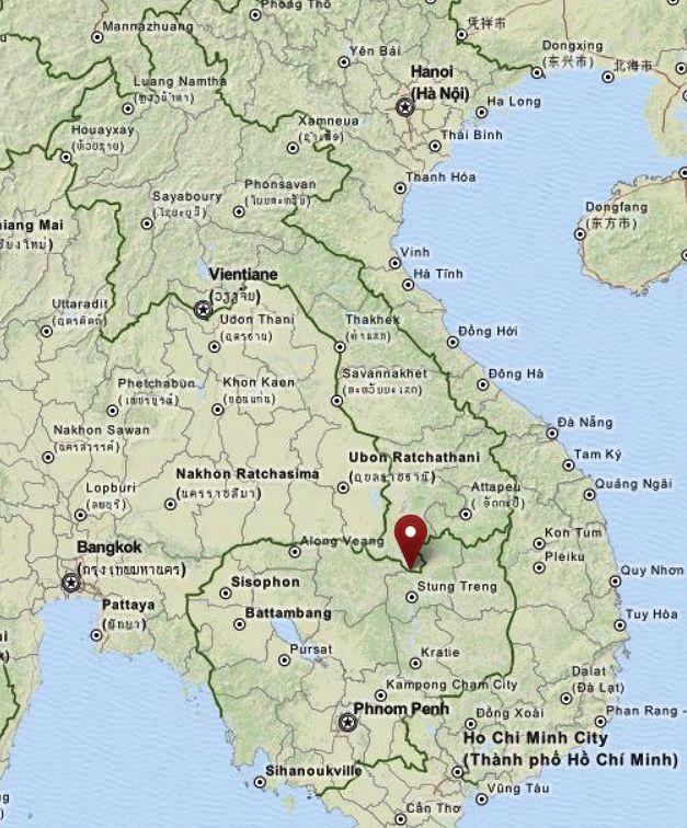 Chronik Thailands 1893 Rama V