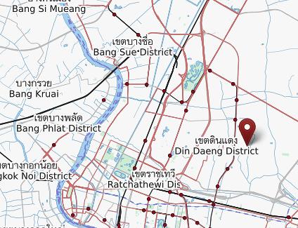 Chronik Thailands 1994 / B. E. 2537 datiert