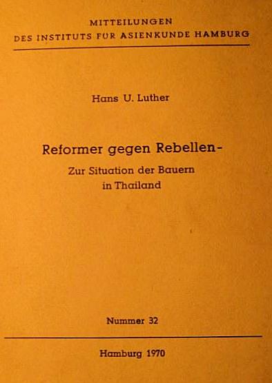 Chronik Thailands 1967 / B  E  2510