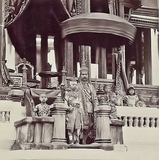könig maha aus thailand