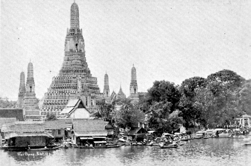 panorama welt thailand
