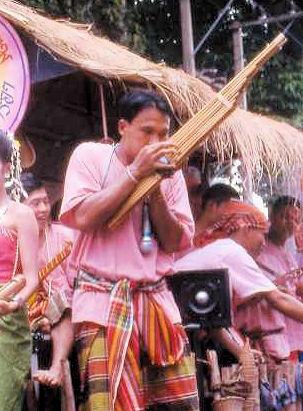 spieler eines musikinstrument