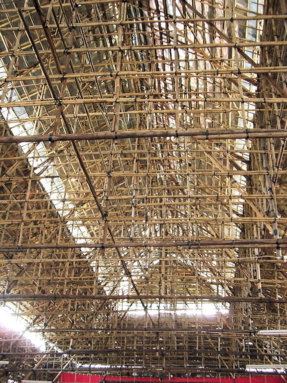 Bambus Als Material Bauen Mit Bambus Architektur Fur Die Tropen