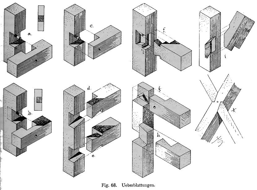 holz als material holzverbindungen architektur f r die