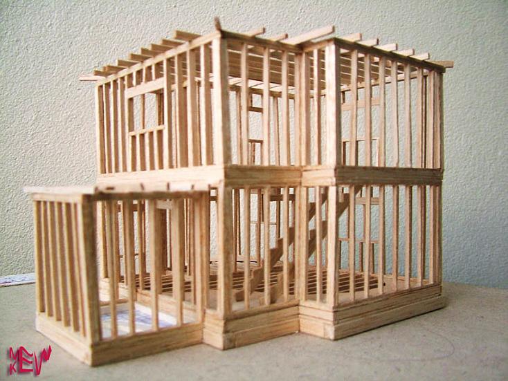 Holzrahmenbau konstruktionsdetails  Holz als Material - Holzbauweisen (Architektur für die Tropen)