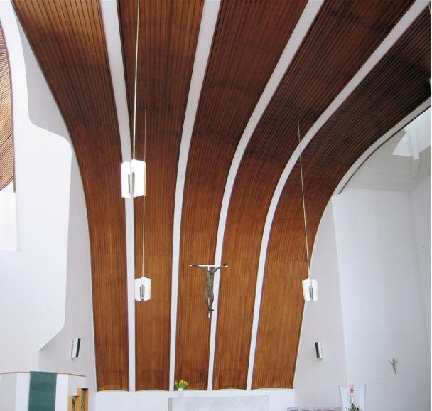 Wandverkleidung Holz Hamburg ~ Holz als Material  Konstruktionsdetails (Architektur für die Tropen)