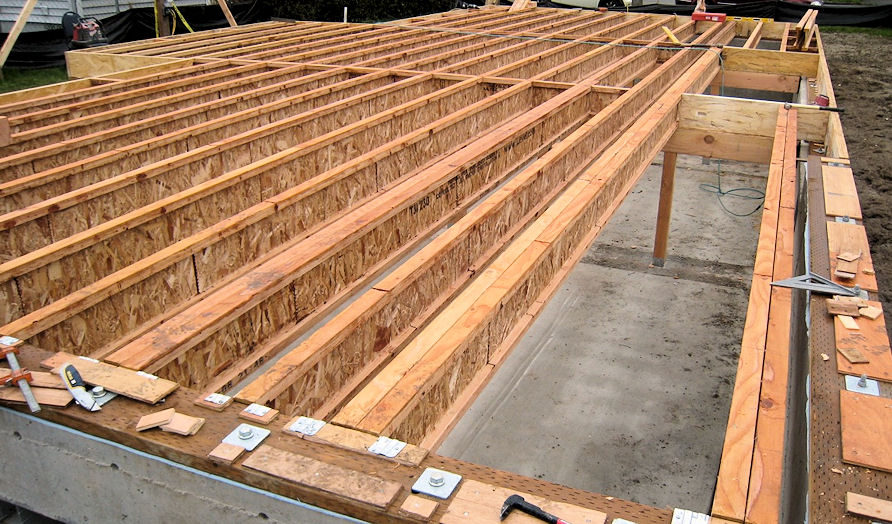 holz als material konstruktionsdetails architektur f r. Black Bedroom Furniture Sets. Home Design Ideas