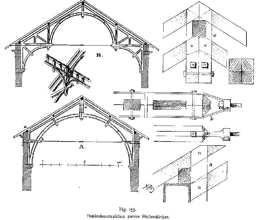 Holz als Material - Konstruktionsdetails (Architektur für die Tropen)