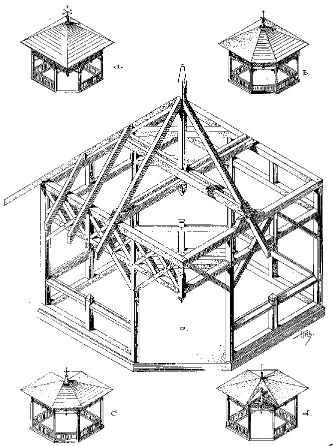 Holz als Material - Verschiedenes (Architektur fu00fcr die Tropen)